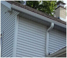 Seamless Gutter Installation and Downspouts Wisconsin