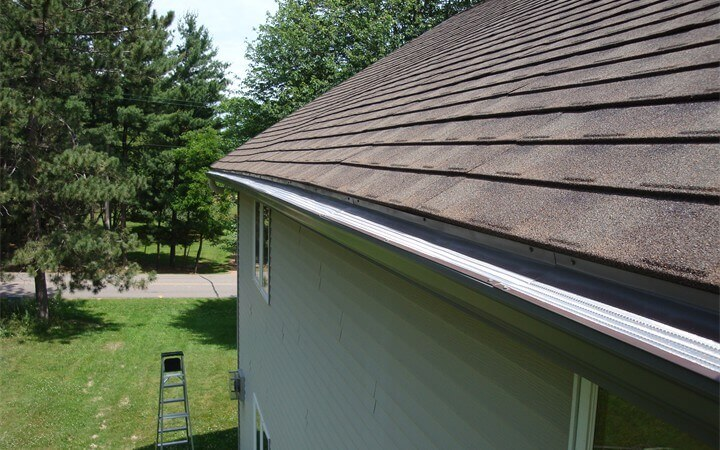 Gutter Guard And Leaf Protection Gutter Photos Aa